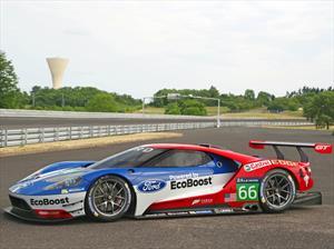 Ford GT regresa a las 24 Horas de Le Mans en 2016