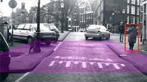 Desarrollan sistema de visión artificial para detectar peatones