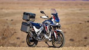 Honda CRF 1100 Africa Twin 2020, cerca de la perfección