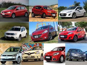 Top 10: los autos más vendidos en enero de 2014