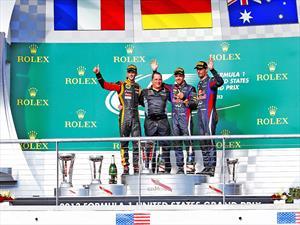 F1: Motor Renault obtiene 8º triunfo consecutivo