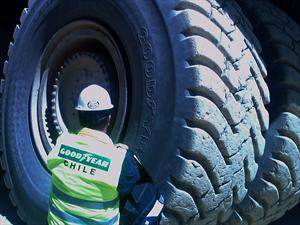 Goodyear continúa creciendo en el negocio minero (OTR)