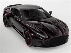 Aston Martin DBS Superleggera Tag Heurer Edition, de lo mejor