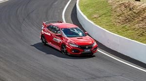 Honda Civic Type R marca record en Mount Panorama
