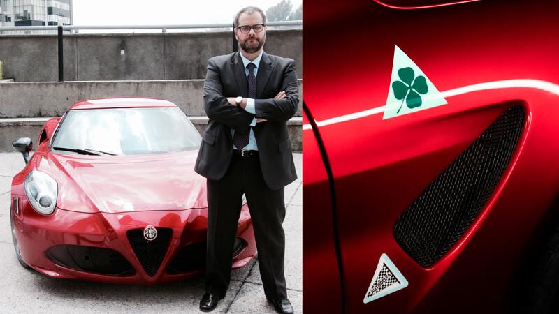 Jesús Gallo, nos habla del 110 aniversario de Alfa Romeo y confirma la Tonale para México