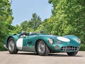 God save the King: Un Aston Martin DBR1 de 1956 es el auto inglés más caro de la historia