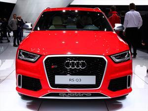 Audi presenta el RS Q3 en Ginebra