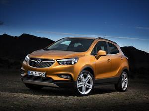 Opel Mokka X 2016, se presenta