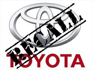 Recall de Toyota a 337,000 unidades