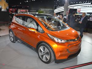 Chevrolet Bolt EV Concept: Un modelo eléctrico accesible