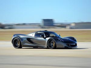 Hennessey Venom GT el auto más veloz del mundo