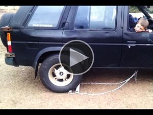 Video: ¿Se te rompió la marcha atrás? ¡No hay problema!