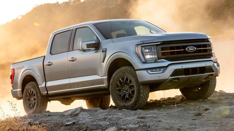 FordF-150 Tremor 2021: un pickup con grandes capacidades off-road