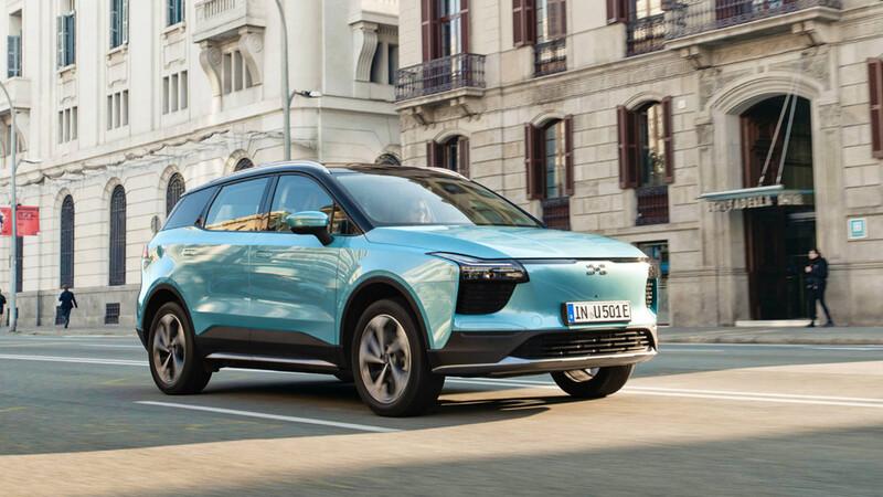 Aiways, un nuevo competidor de SUVs eléctricos llega a Europa
