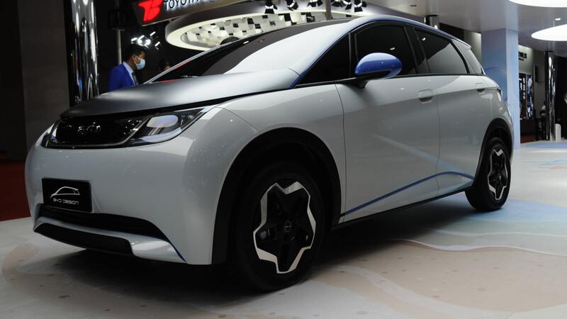 BYD AE-1, un pequeño hatchback casi listo para ser producido en serie