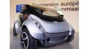 Hiriko, el auto plegable eléctrico del M.I.T