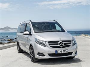 Mercedes-Benz Clase debuta