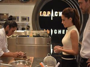 Audi le agrega velocidad a Top Chef México