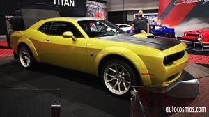 Dodge celebra los 50 años del Challenger en Los Ángeles con edición limitada