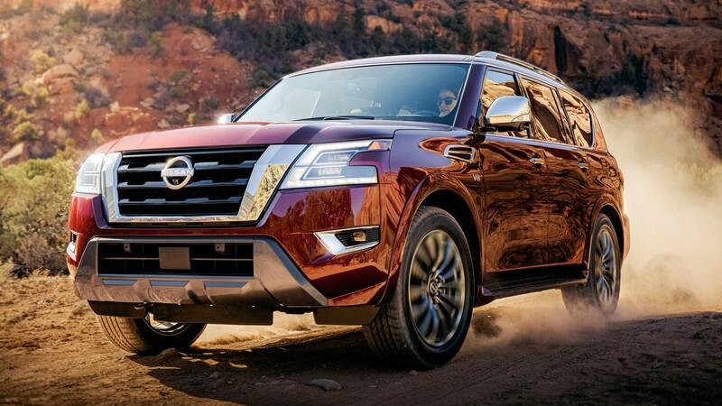 Nissan Armada 2021 mejora el diseño y aumenta el equipamiento