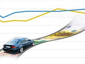 Mejora el rendimiento de combustible promedio de los autos vendidos en enero de 2014