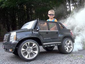 Los mejores autos eléctricos... de juguete