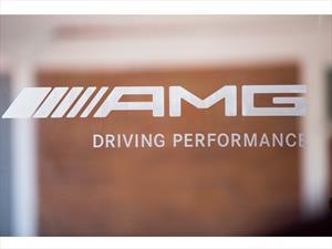 Mercedes-Benz AMG Performance Tour comienza