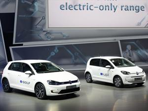 Volkswagen se pone eléctrico con el e-Golf y el e-Up!