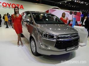 Toyota Innova en el Salón de Buenos Aires 2017