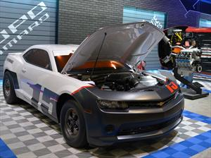 Chevrolet Camaro COPO 2015 se presenta