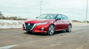 Primer contacto con el Nissan Altima 2019
