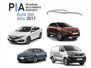 PIA eligió a los mejores autos de 2017