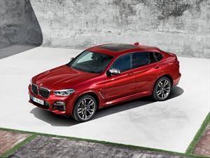 BMW X4 2018 se alista para Ginebra