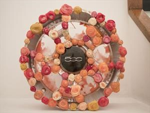"FIAT invita a la muestra de arte ""La Alquimia de las Rosas"""