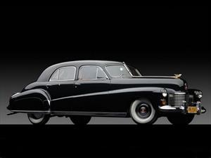 Cadillac 1941 propiedad del Duque de Windsor a subasta