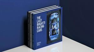 Lanzan libro que rinde homenaje al Bugatti EB110