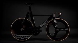 Lotus crea bicicleta de competición para los Juegos Olímpicos de Tokio 2020