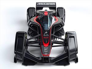 McLaren MP4-X se presenta