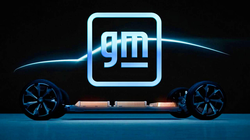 General Motors estrena logo para la era eléctrica