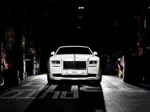 Rolls-Royce Ghost SaRangHae por DMC, una creación única