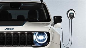 Jeep ya comercializa modelos híbridos en Europa