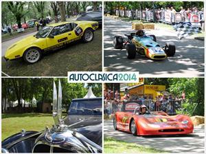 Autoclásica 2014: Impresionante muestra de vehículos clásicos