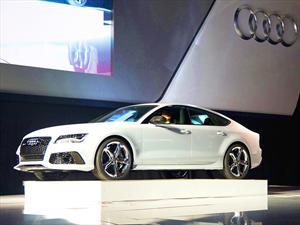 Audi RS7 Sportback de 560 caballos presentado en Detroit