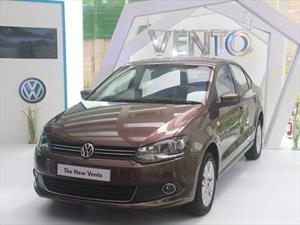 El VW Vento se renueva en India