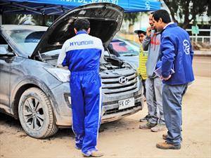Hyundai implementó chequeo mecánico gratuito en el norte