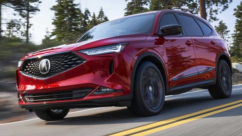 Acura MDX 2022: no tiene nada que envidiarle a Audi, BMW y Mercedes-Benz