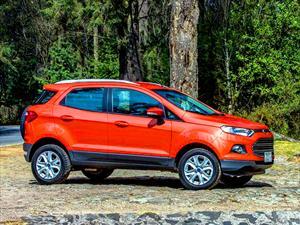Nueva Ford EcoSport 2013: Llega a Chile la versión Automática