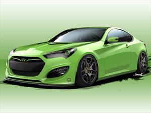 Así es el Hyundai Genesis Tjin Edition