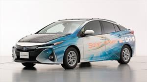Más ecológico: Toyota prueba dotar al Prius de paneles solares