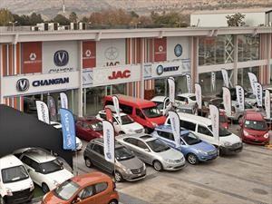 Las ventas de autos nuevos se frenan levemente en Chile